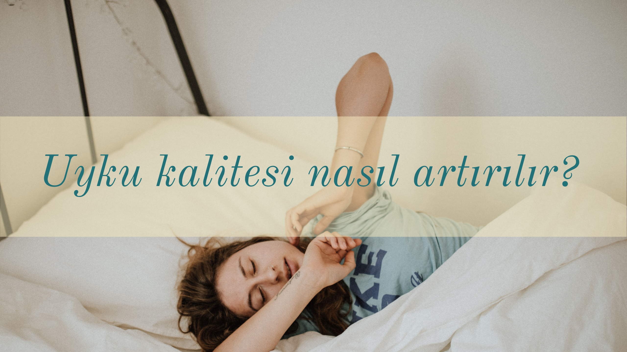 Uykusuzluk Problemi İle Başa Çıkmanın Yolları